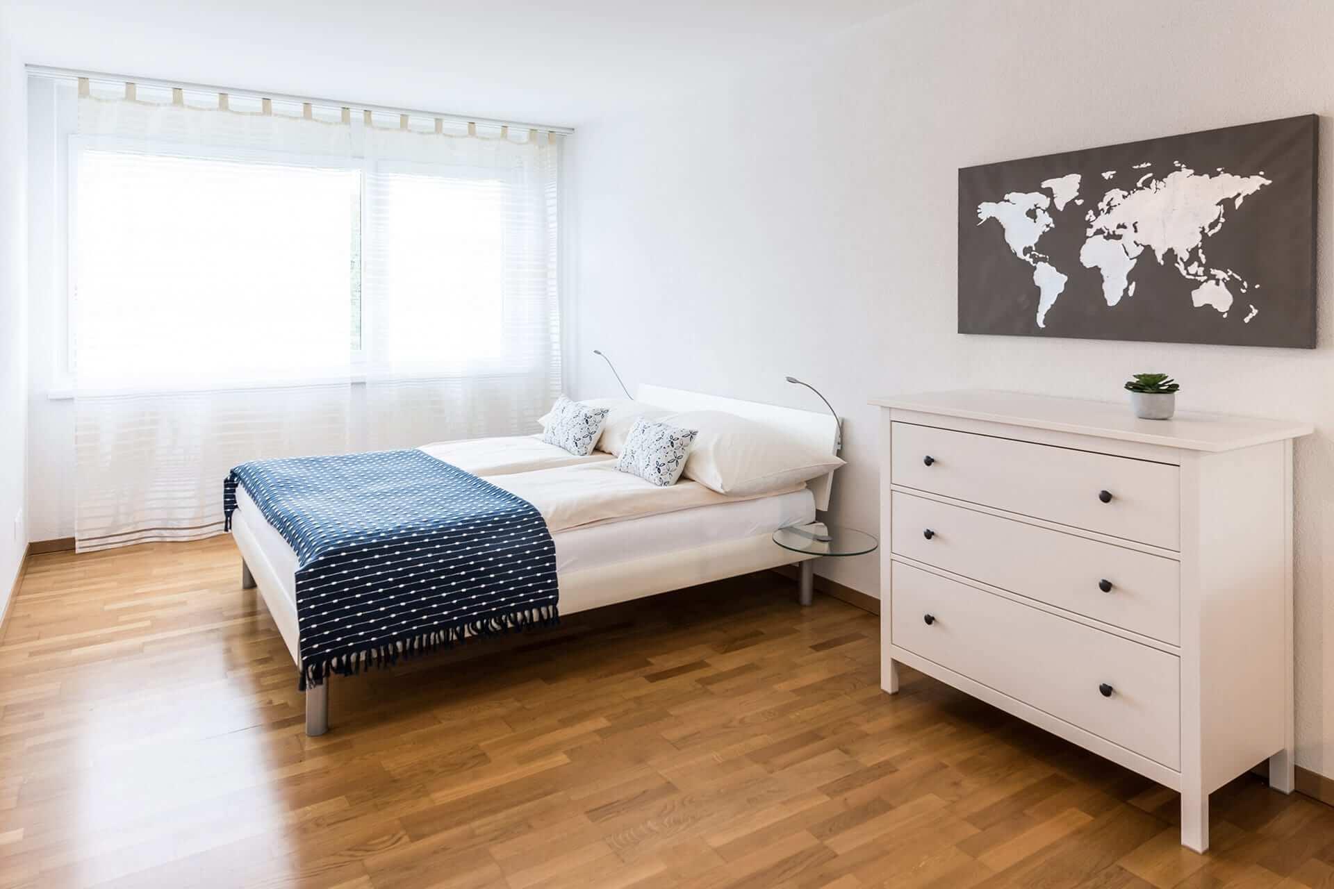 Grosszügige 3-Zimmer-Wohnung an zentraler Lage