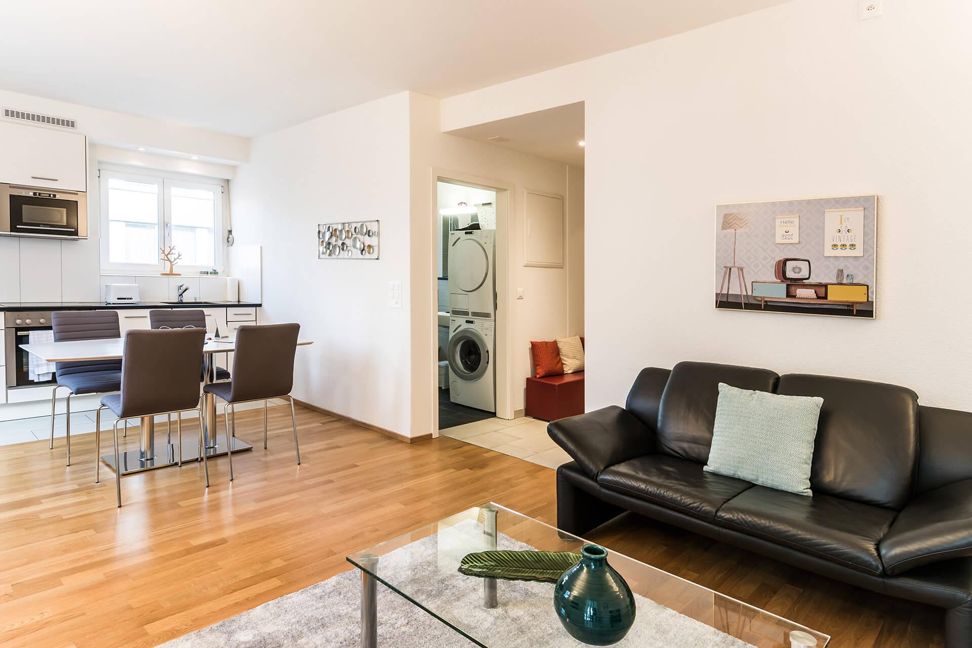 Comfort 2-Zimmer-Wohnung in Zürich Oerlikon