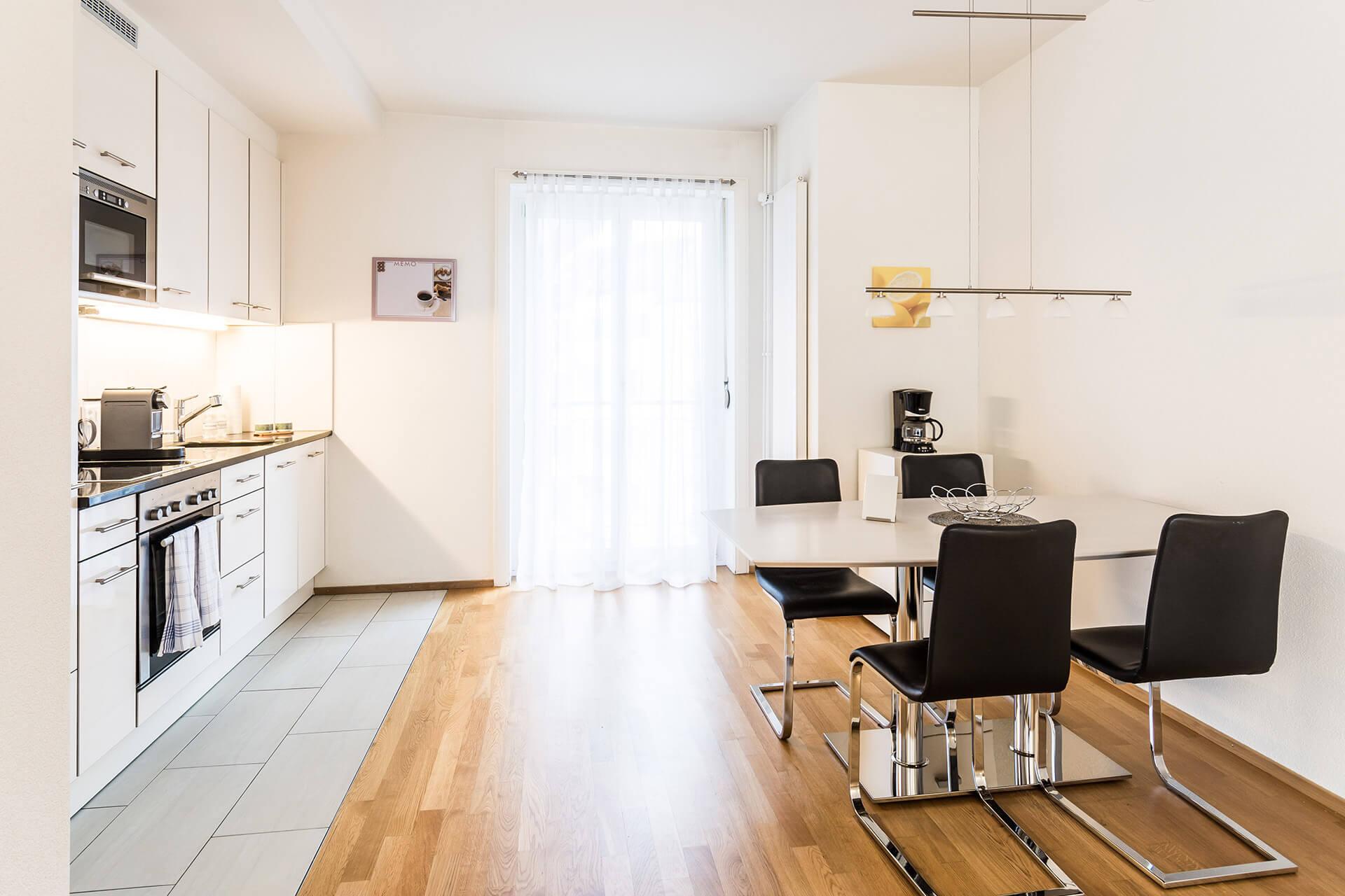 Comfort 3-Zimmer-Wohnung in Zürich Oerlikon