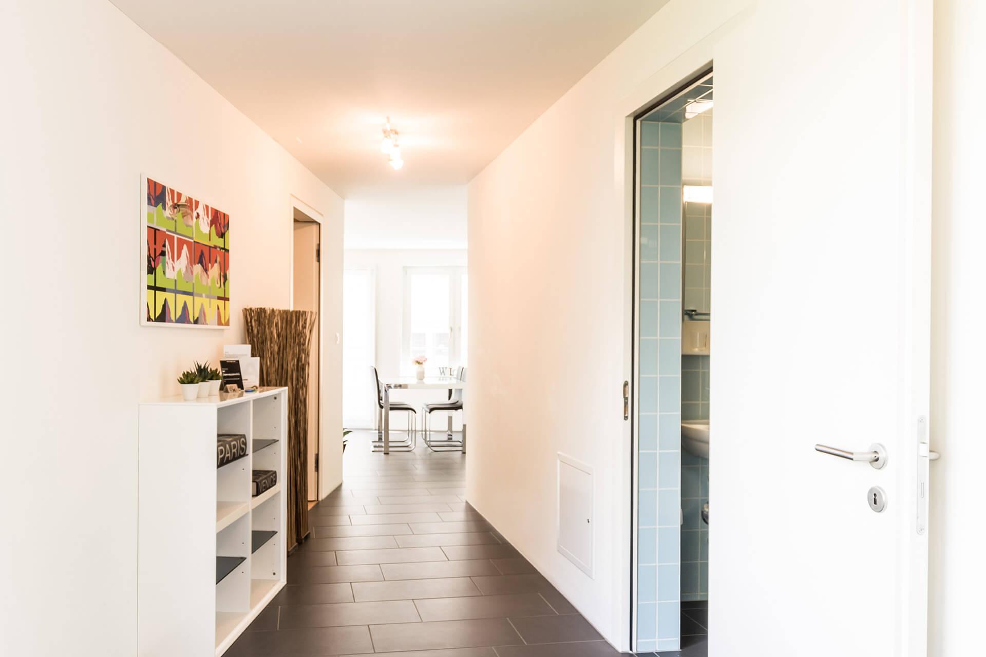 Moderne 2-Zimmer-Wohnung in Zürich-Oerlikon